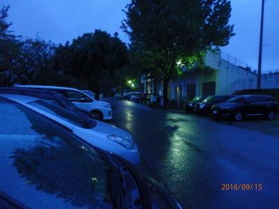 P9153816 球場駐車場