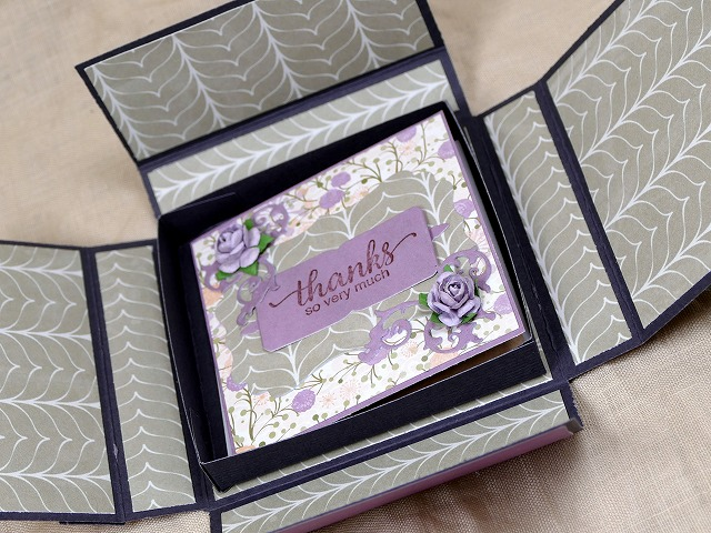 Mother's Day Box Card