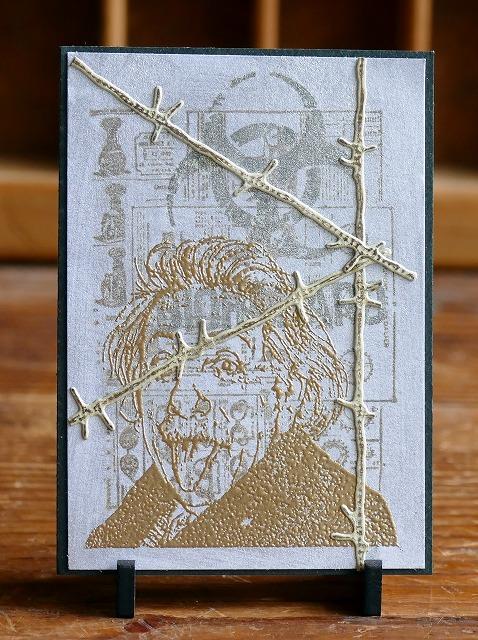 Einstein Artisttradingcard