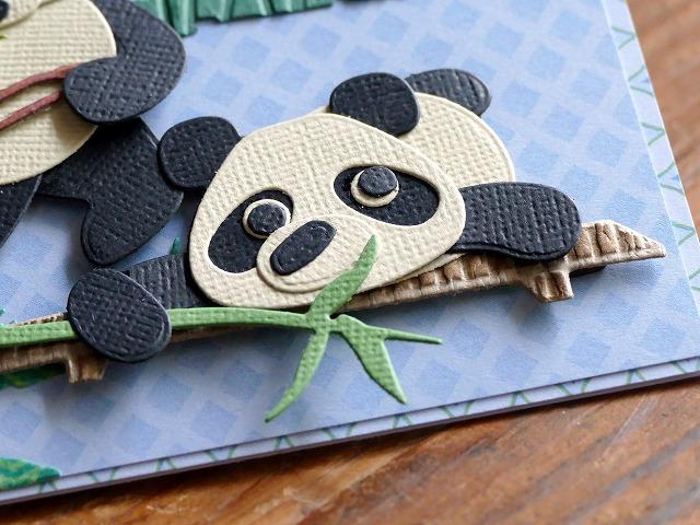 「パンダちゃんのカード 2」
