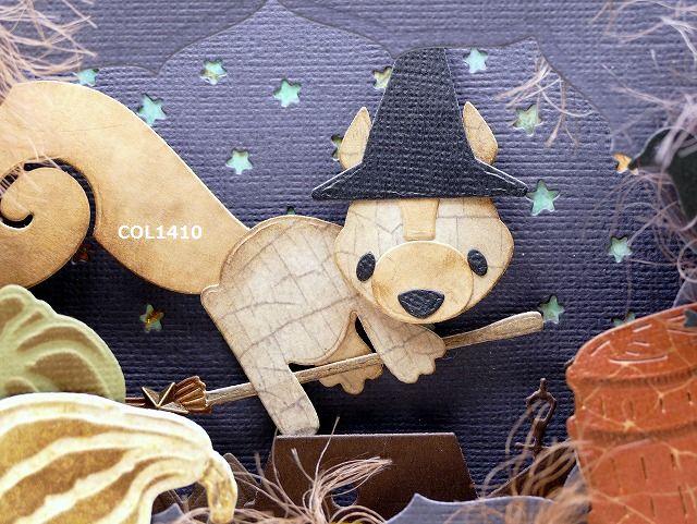 Marianne Design Team☆JP☆「りすさんのハロウィン 2」