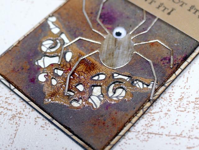 Halloween Artisttradingcard