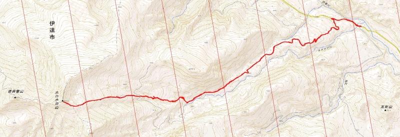 ホロホロ山log20160424
