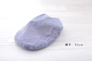 126帽子51cm