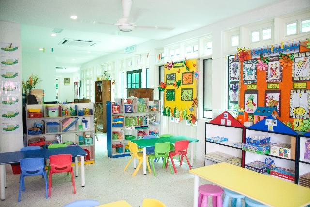 英語幼稚園
