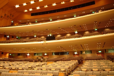 400px名古屋国際会議場