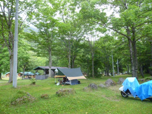 725キャンプ場