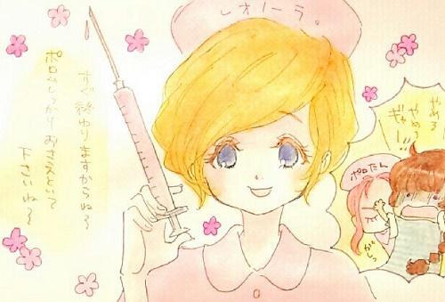 看護師レオノーラ。