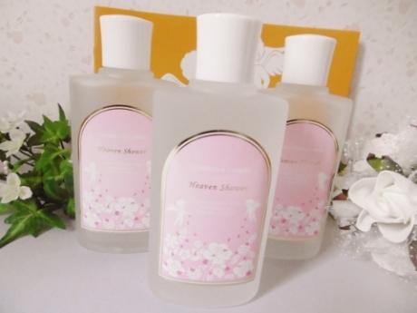 肌を柔らかくして浸透を良くする!化粧水のように優しい無添加、角質柔軟導入美容水【キャメロン&ガブリエル ヘヴンシャワー】