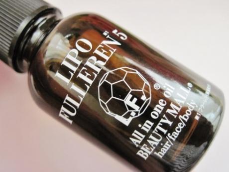 フラーレン最高濃度5%、究極の美容オイル!肌、髪、全身に使える低価格【ビューティモール・LF5オールインワンオイル】