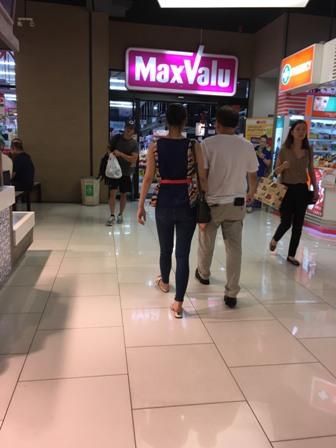タイのショッピングモール