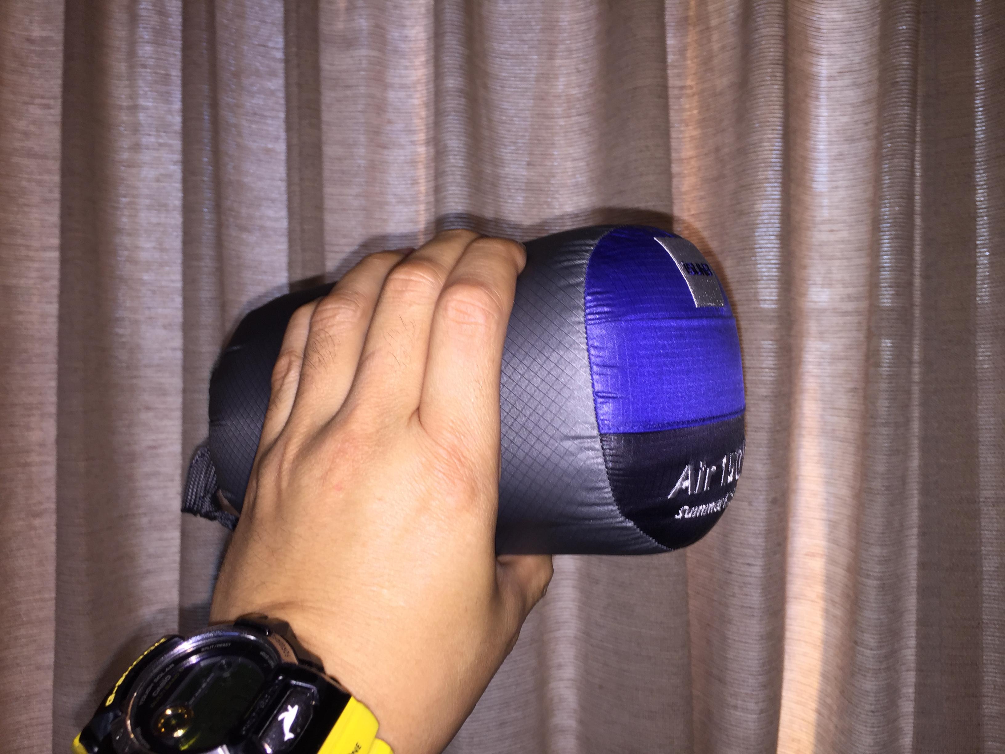 寝袋 ISUKA Air 150X (3)