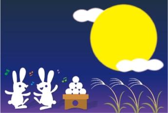 ウサギのダンス