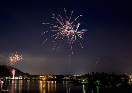 2016河口湖山開き1