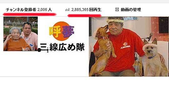 上江田武信YouTubeチャンネル