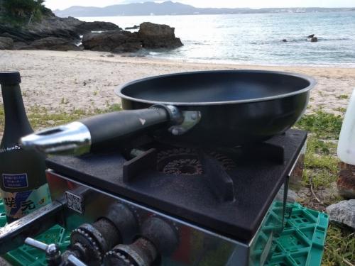 沖縄 海BBQ
