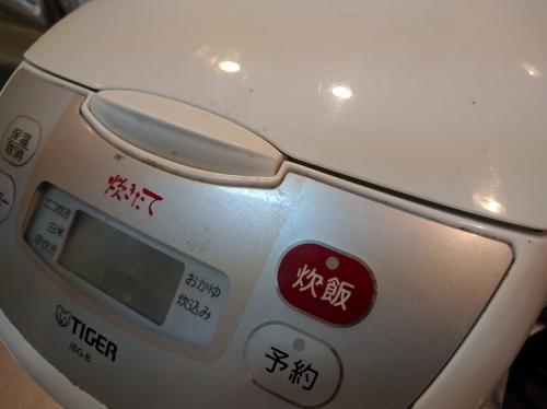 炊飯器を使って沖縄料理