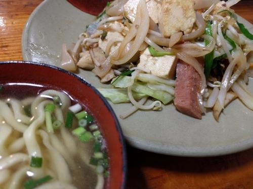 沖縄料理 野菜炒め
