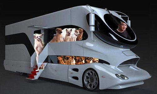 愛犬物語の車の写真
