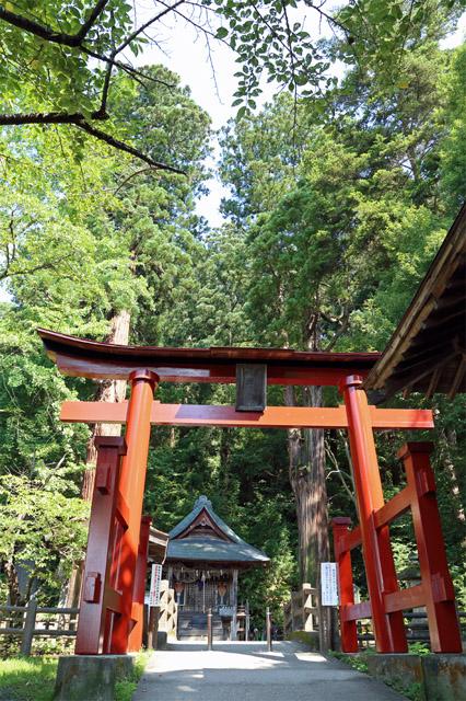 会津・厳島神社