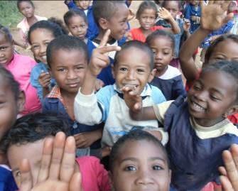 マダガスカルの子供たち3