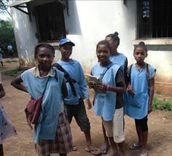 マダガスカルの子供たち4