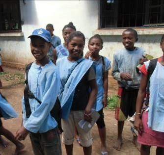マダガスカルの子供たち5
