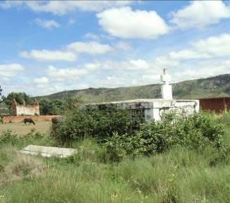 マダガスカルのお墓1