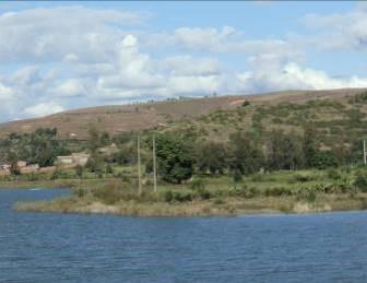 マダガスカルの禿山3