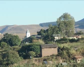 マダガスカルの禿山4