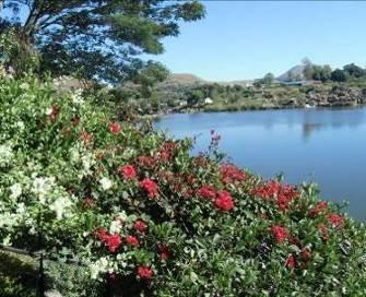 マダガスカル冬のイタシ-湖2