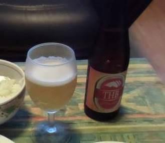 マダガスカルの瓶ビール