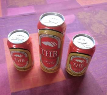 マダガスカルの缶ビール