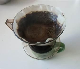 マダガスカルでコーヒーつくり