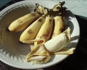 バナナ薄皮モンキー