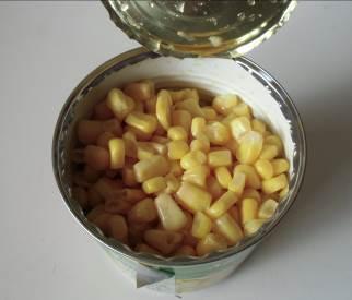 スイートコーン缶詰