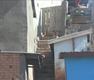 マダガスカル斜面の通路