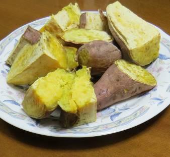 サツマイモふかしイモ(安納芋)