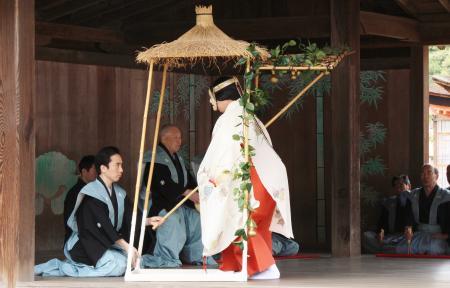 宮島能舞台3