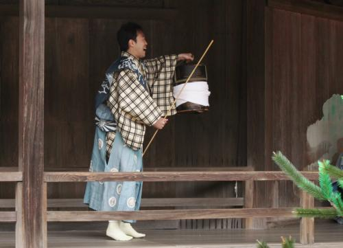 宮島能舞台5