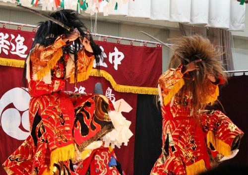 川本神楽団 滝夜叉姫3