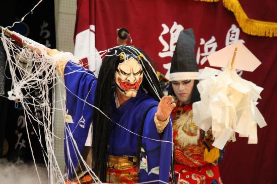 川本神楽団 滝夜叉姫5