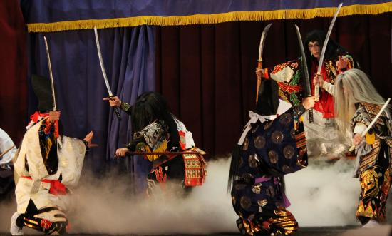 横谷神楽団 滝夜叉姫2