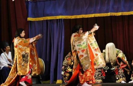 飯南神楽団 日本武尊1