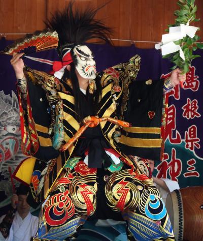 岡崎神楽社中 岩戸3