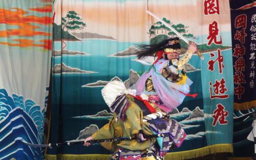 岡崎神楽社中 弁慶5