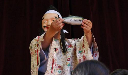 三谷神楽団 恵比須3
