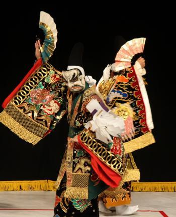 三谷神楽社中 国譲り1