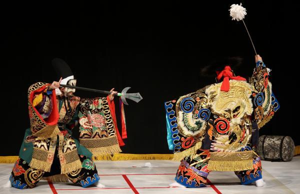 三谷神楽社中 国譲り4