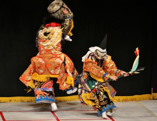 三谷神楽社中 国譲り6